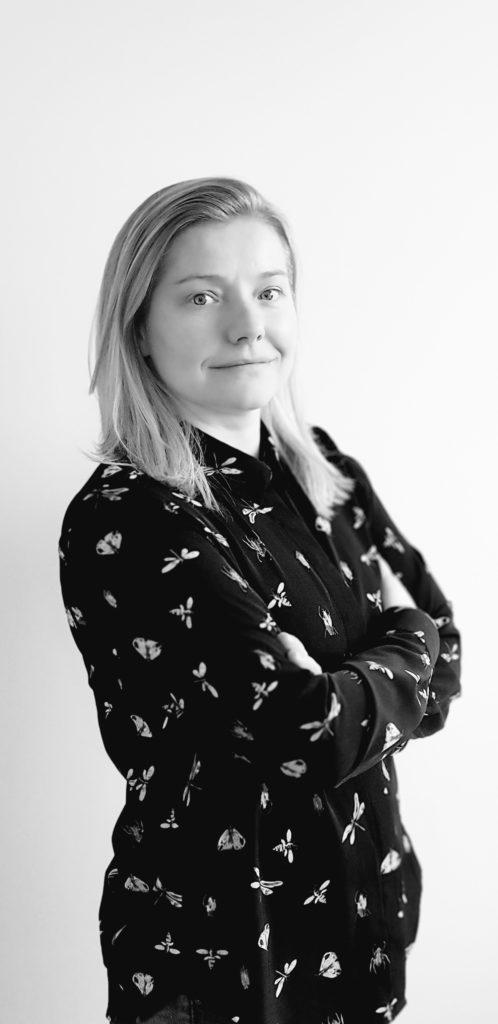 Katarzyna Kalinowska, <p>Communications Team<br /> Work Counsellor<br /> Freelance Translator</p>