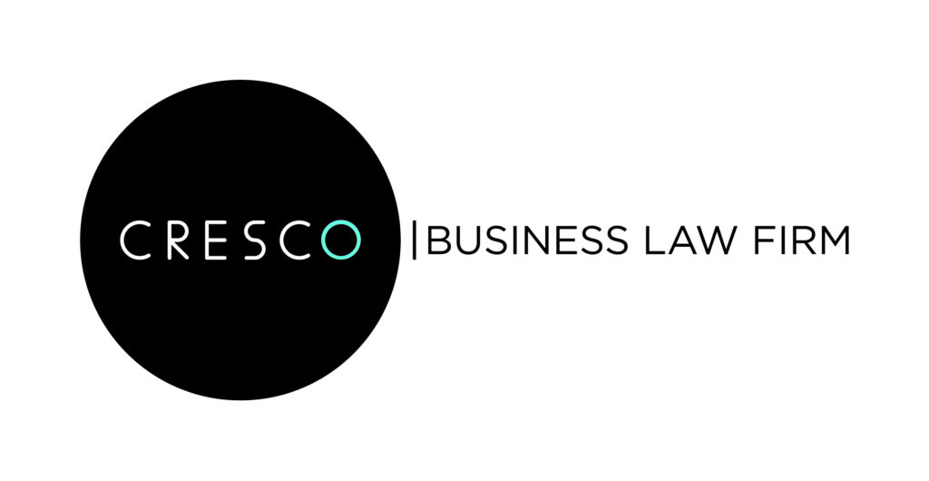 Cresco business law firm logo TEDxFlanders event NOW 2019
