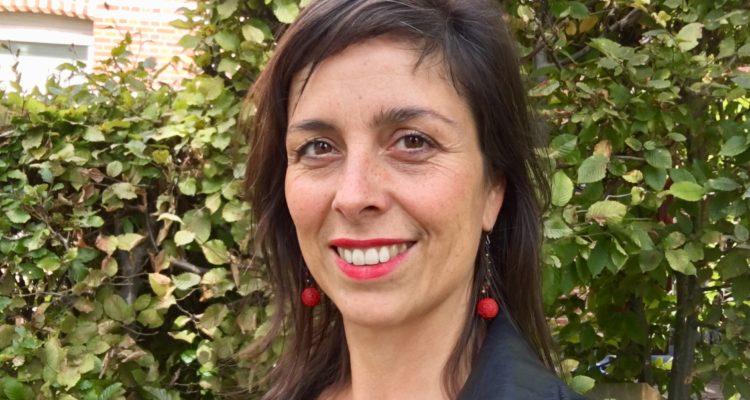 Joyce Van Kerckhove Head of Communications Team TEDxFlanders