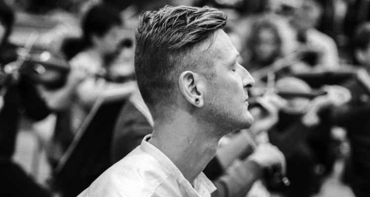 Piet Goddaer Ozark Henry speaker at TEDxFlanders NOW event 2019